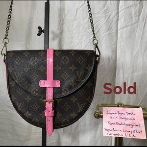Chantilly Vintage Pm Crossbody MM
